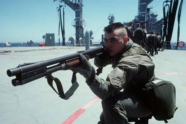 Полезные дробовики коммандос SAS