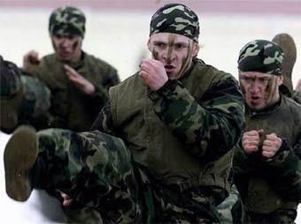 формирования подразделения SAS