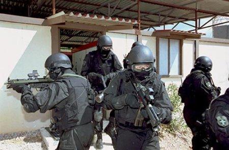 Эффективное применение оружия коммандос SAS