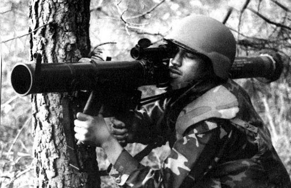 Оружие поддержки коммандос SAS