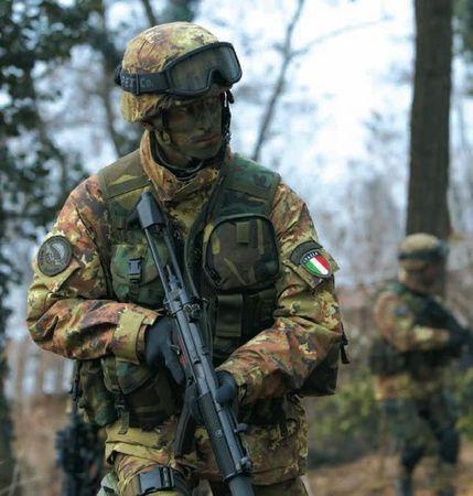Спецназ Италии