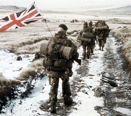 Война за Фолклендские острова