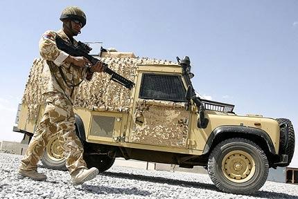 SAS в Афганистане