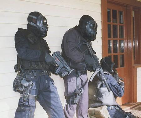 Бойцы SAS