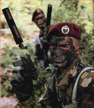 Спецназ Югославии
