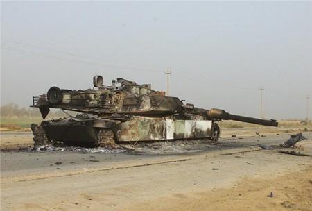 """""""Абрамс"""" в Ираке"""