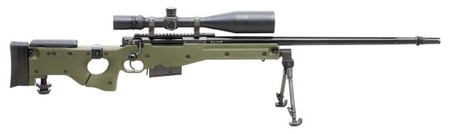 Снайперская винтовка L96A1