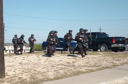 Отряд SWAT