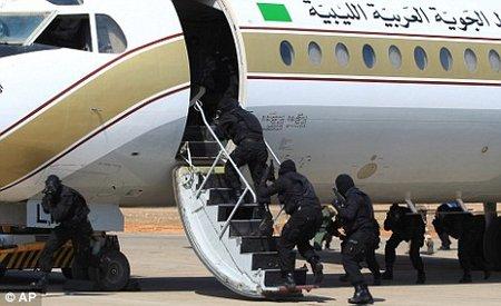 Захват самолета