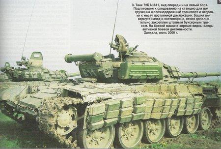 Живучесть Т-72