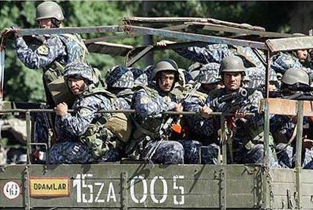 Спецназ Узбекистана