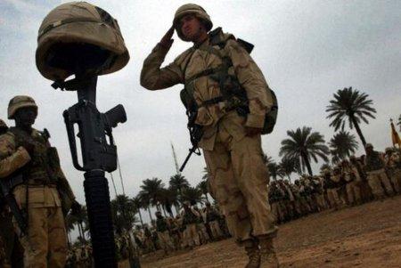 Потери в Ираке