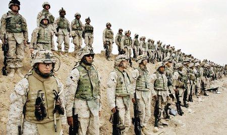 SAS в Ираке