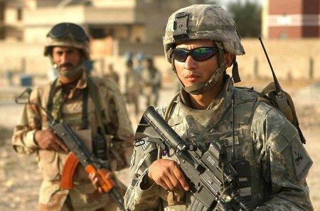 Спецназ в Ираке
