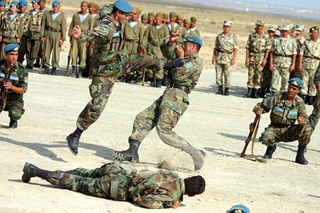 Спецназ Таджикистана