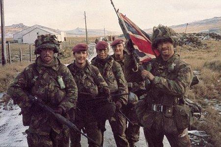 Война за Фолкленды