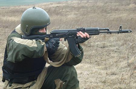 Спецназ Белоруссии