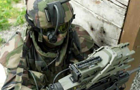 Спецназовец Франции