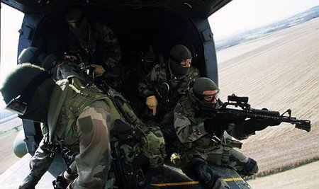 Спецназ Франции