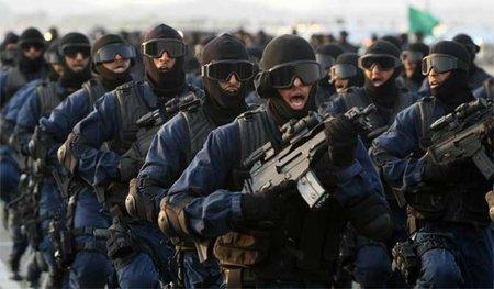 Спецназ Саудовской Аравии