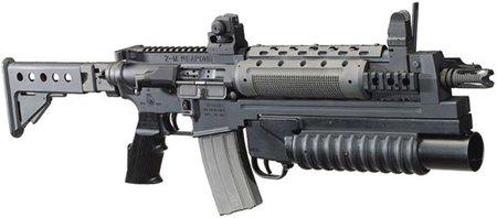 Штурмовая винтовка Z-M LR-300