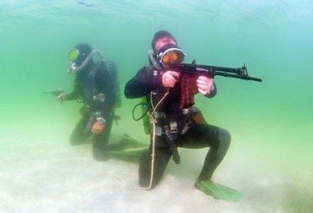 Боевые пловцы