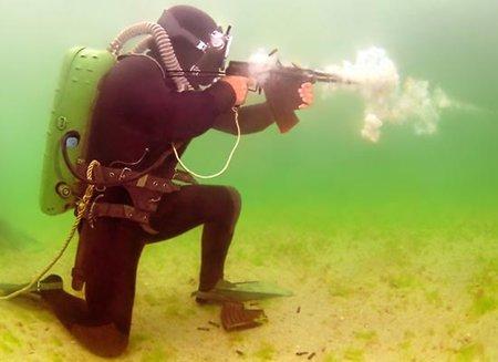 Подводный автомат АПС