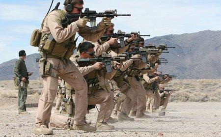 Спецназ морской пехоты США