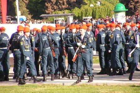 Войска МЧС
