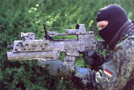Спецназ Германии