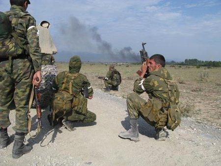 Спецназ в Чечне
