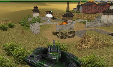 Танки Онлайн - лучшая игра про танки