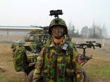 Спецназ Китая