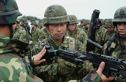 Спецназ Японии