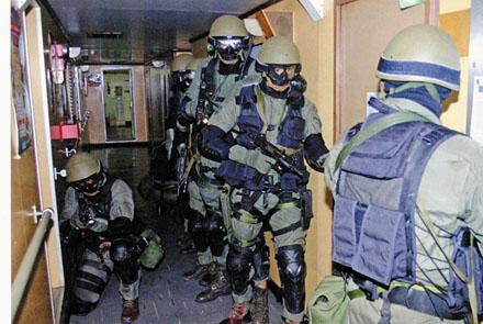 Спецназ Аргентины